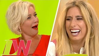 Stacey Often Distracts Joe With a Snog So She Doesn't Have to Get More Intimate | Loose Women thumbnail