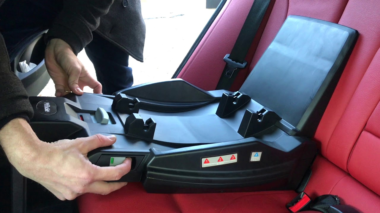 Isofix Sitzerhöhung Lösen How To Remove The My Babiie Isofix Base