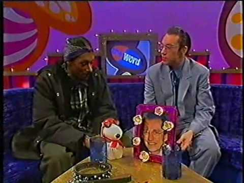 Snoop Dogg on weird British show in 1994! Song & Interview (The Word)