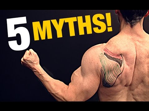 Rotator Cuff Exercises (TOP 5 MYTHS!)