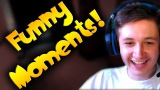 GABOR FUNNY MOMENTS by Hubert (#5)