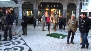 Магазины. Район Шиадо. Лиссабон. Португалия