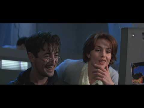 GoldenEye (1995) - Boris hacks the FBI scene  - James Bond [HD 1080p]