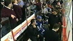 Fan Stumbles Into Sticky Situation With Tie Domi