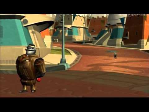 Secret Agent Clank PSP - Part 8: Rionosis - Following The Kingpin