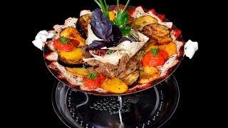Азербайджанская кухня - Садж(Рецепты из передачи