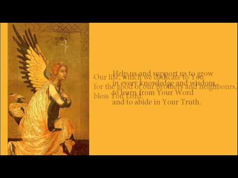 The Good Prayer by Master Beinsa Douno (Peter Deunov)