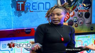 Nyce Wanjeri opens up on leaving 'Auntie Boss' #TheTrend