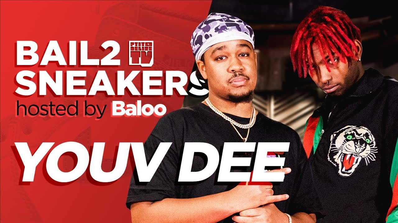 YOUV DEE – Bail 2 Sneakers