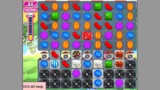 Candy Crush Saga level 809 NO BOOSTERS