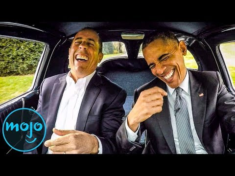 Top 10 Hilarious Episodes of Comedians in Cars Getting Coffee