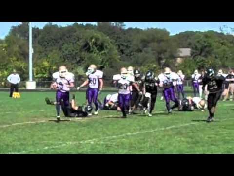 Football: Greenport/Southold/Mattituck/Shelter Island vs Bishop McGann-Mercy