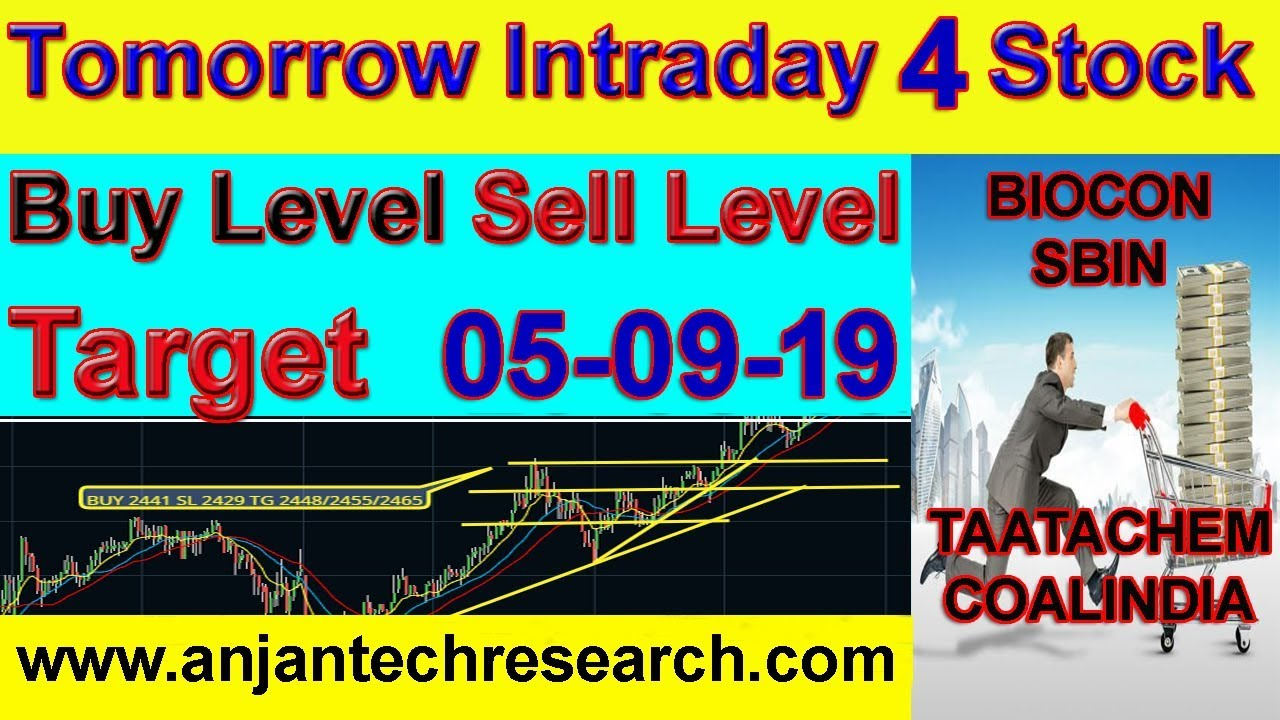Intraday Trading Stock Tips For Tomorrow # 05-09-19 #daily profit tips #by  greentipsnadvise channel