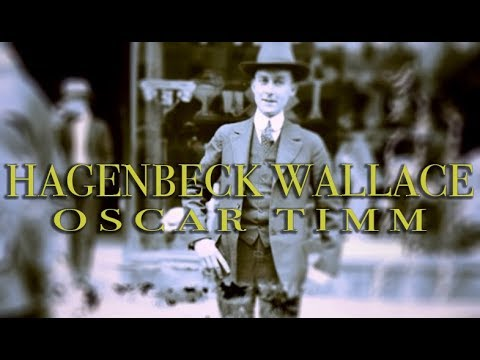 Hagenbeck-Wallace Circus Accident 1918: Part 1 - Oscar Timm
