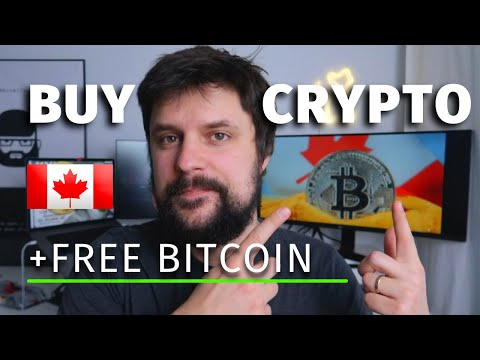 BUY And STORE BITCOIN IN CANADA (crypto Investing)