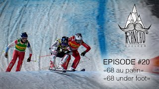 "Rancho EP#20 ""68 au patin"" / ""68 under foot"""