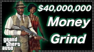 GTA Online: Money Grind /Helping Subs/To $40,000,000/XBOX1/