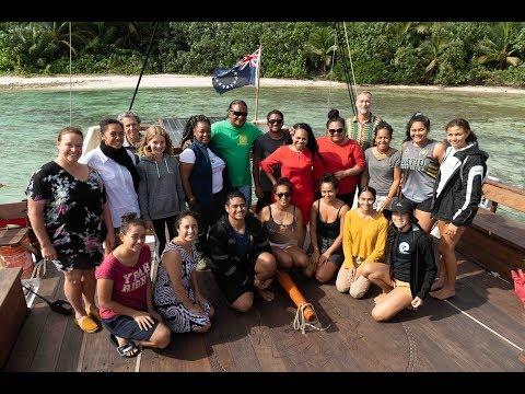 Sea Camp Cook Islands 2019