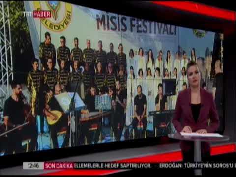 Misis Festivali TRT HABER'de...