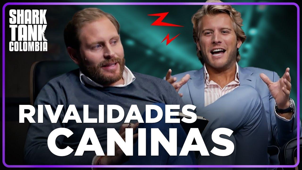 ¡Mauricio reta a Leonardo a competir contra sus productos!   Shark Tank Colombia