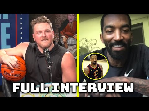 Pat McAfee & JR Smith Talk Riots, LeBron vs. Jordan, and JR's Return To The NBA