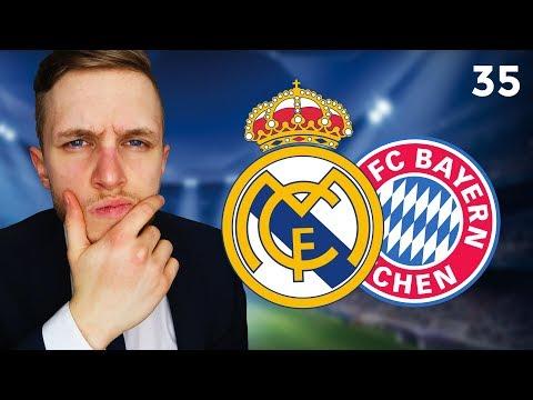 🏆 MON PRONO POUR BAYERN-REAL MADRID ! 🏆 (1/2 Champions League)