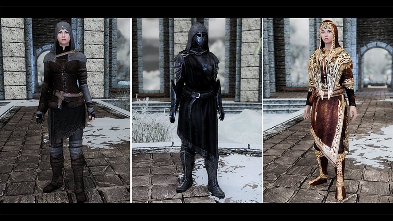 Hedge Mage Armor Skyrim