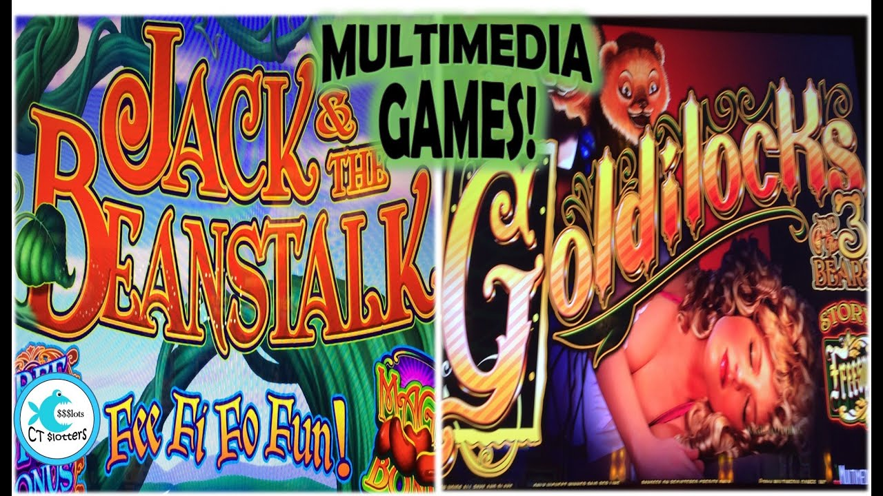 Jack and the beanstalk slot machine games