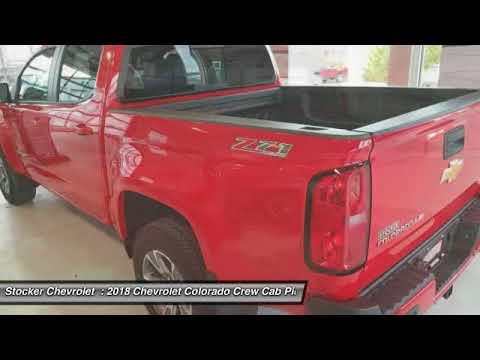 2018 Chevrolet Colorado State College PA 204457. Stocker Chevrolet