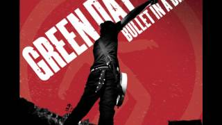 Green Day - American Idiot - Live at Bullet In A Bible - CD Track