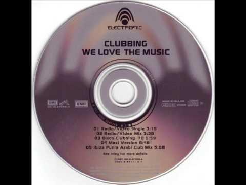 CORDEIRO EDSON DISCO CD CLUBBING BAIXAR