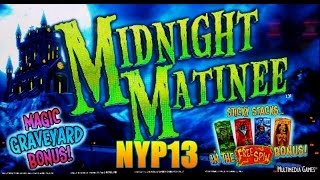 MultiMedia - Midnight Matinee - Slot Bonuses