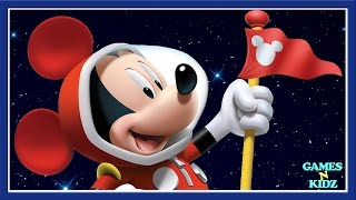 Mickey Mouse Clubhouse: Space Outfit Cooking, Camping All Games  - Disney Junior Game For Kids