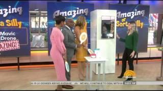 Flosstime - NBC TV News 1-12-2017 Today Show