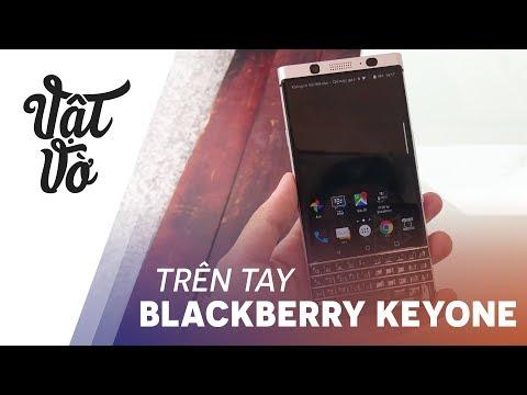 Trên tay smartphone Snapdragon 625 đắt nhất: BlackBerry Keyone