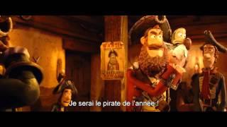 Les Pirates ! Bons à rien, Mauvais en tout - Bande-annonce