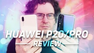 Huawei P20 Pro review: The Galaxy S9 killer