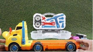 Truck Maintenance Tool Set Toys For Kids