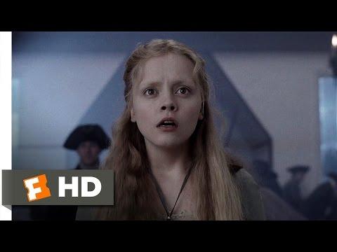 Sleepy Hollow (9/10) Movie CLIP - Safe in the Church (1999) HD