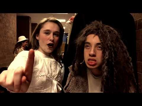 Shaler Area High School Presents: The Addams Family a backstage video blog!