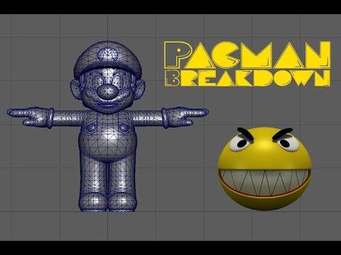 Pacman 3D Breakdown