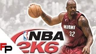 NBA 2K6 (2005) - Original X-Box - Throwback Thursday - Ep. 22