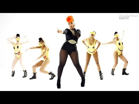 Eva Simons feat. Konshens - Policeman (Official Video HD)