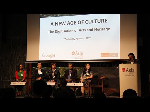 A New Age of Culture: The Digitalization of Arts and Heritage