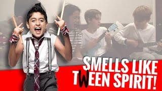 Smells Like Tween Spirit: Episode 3- Day in the Life of a Rocker
