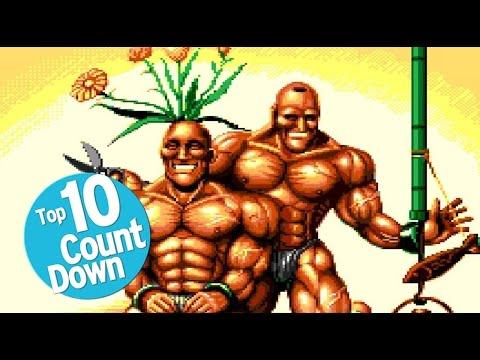 Another Top 10 Weirdest Video Games