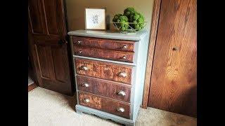 DIY - Rustic Dresser