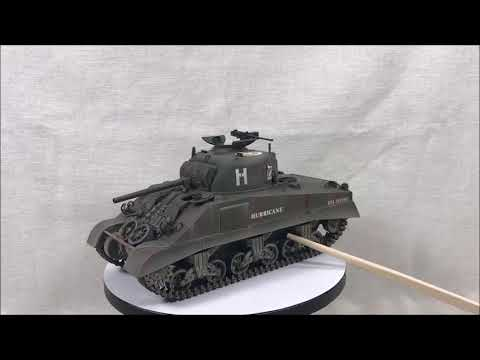 Tamiya M4 Early Production Finished