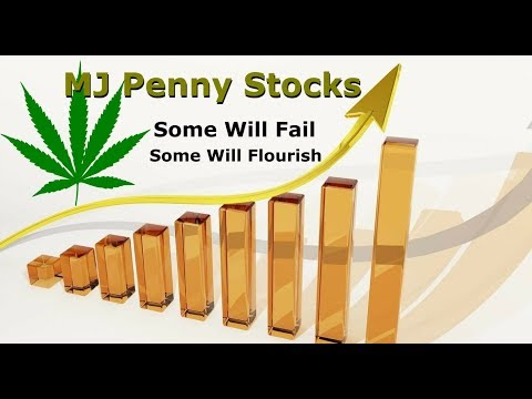 5 Marijuana Penny Stock Companies - Low Market Caps - To Watch During 2017 & 2018