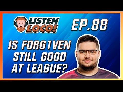 Listen Loco Ep. 88 – LCL, League Vs Dota, And The Best Early Teams  Ft. EdwardCarryLoL